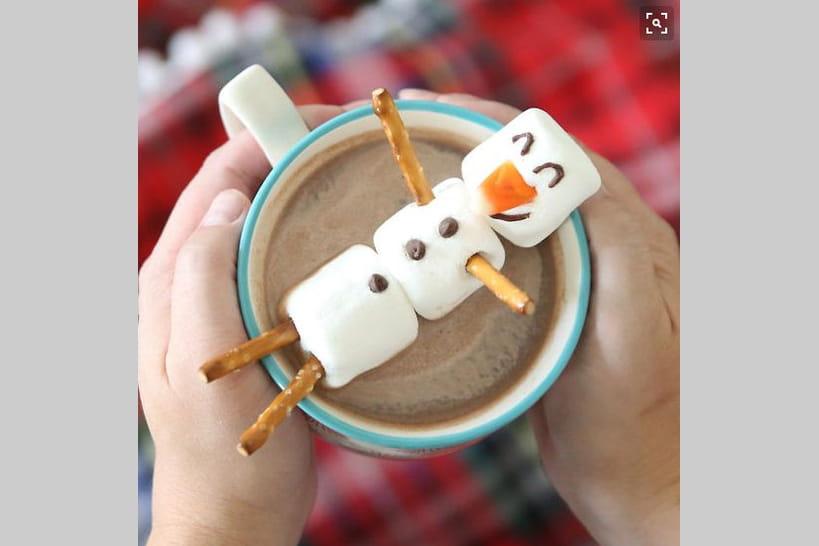 Bonhomme de neige id es de no l sur pinterest - Pinterest bonhomme de neige ...