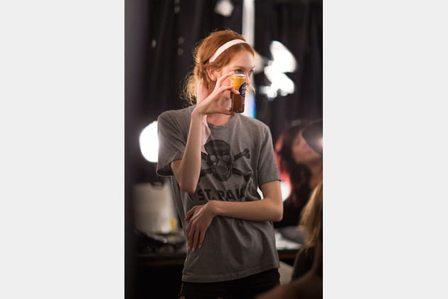 Erin Fetherston (Backstage) - photo 11