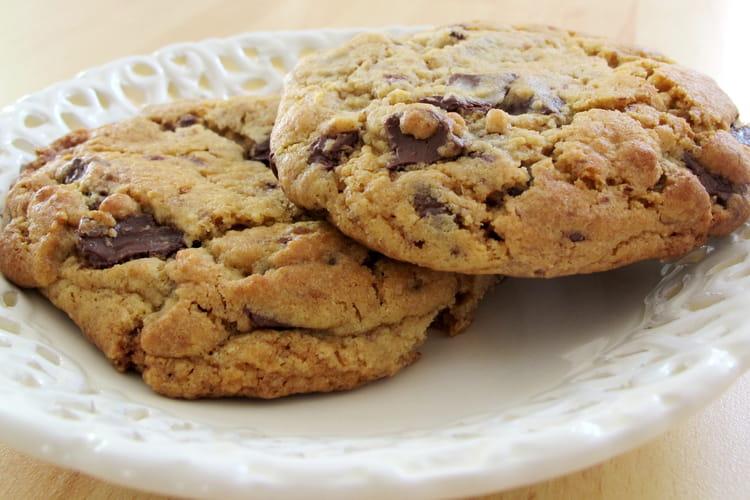 Cookies au beurre salé