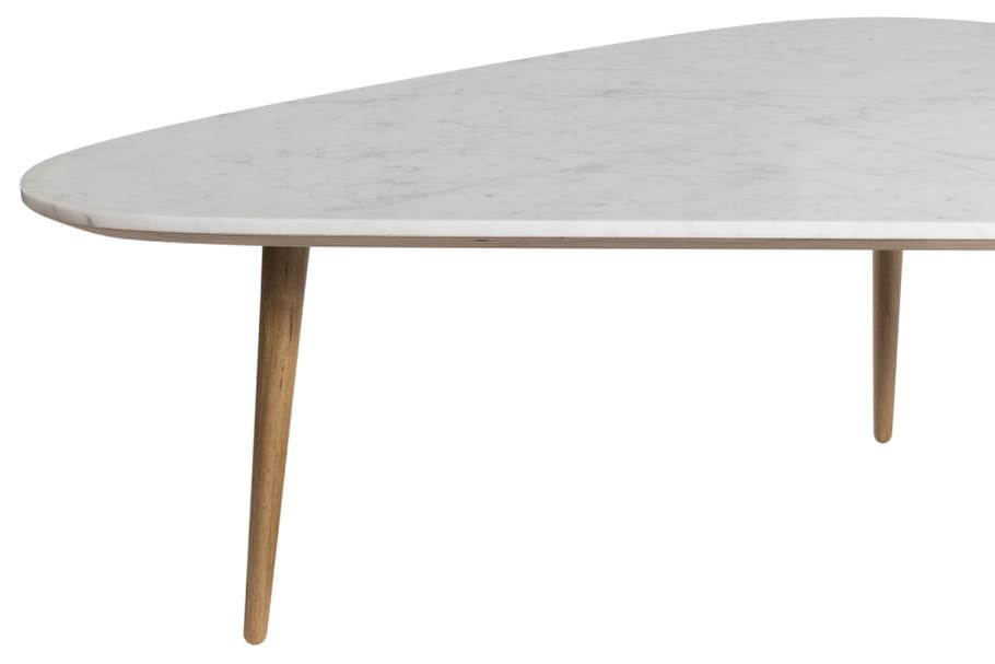 L 39 objet du d sir la table basse en marbre de red edition for Table de salon en marbre