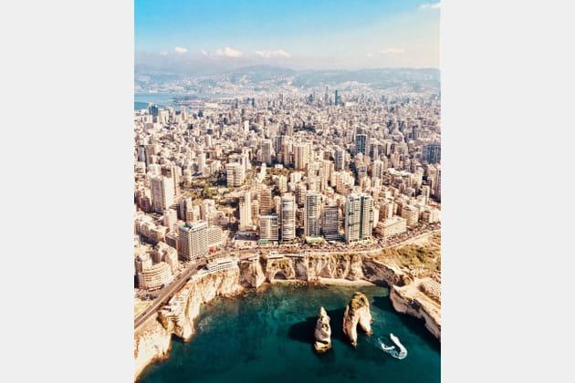 Arrivée à Beyrouth