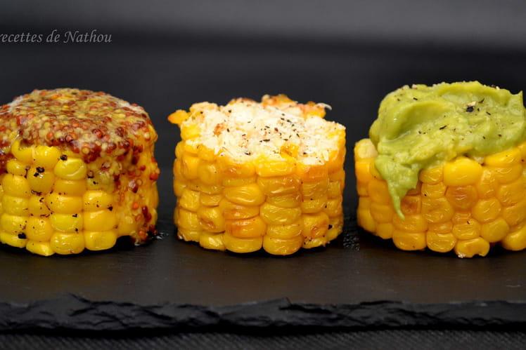 Maïs grillé pour l'apéro