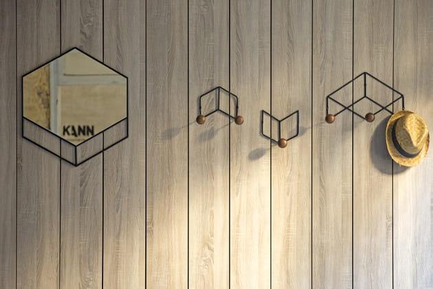 Miroir Epure de Kann Design