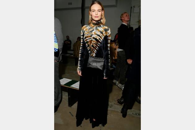 Kate Bosworth au défilé Proenza Schouler