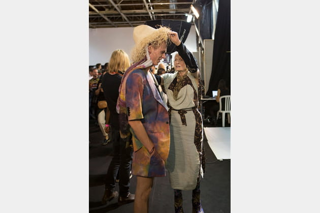 Vivienne Westwood (Backstage) - photo 11