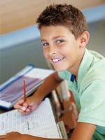 en quatrième, les élèves choisissent une seconde langue vivante.