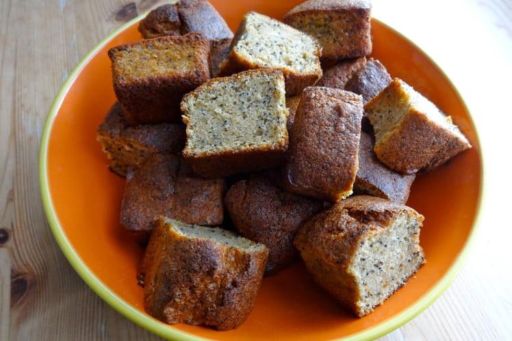 Gâteau amandes pois chiches