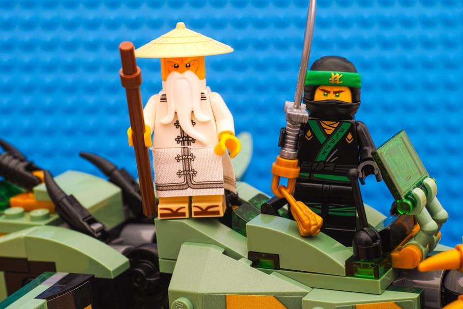 Meilleurs LEGO Ninjago: notre sélection de jouets