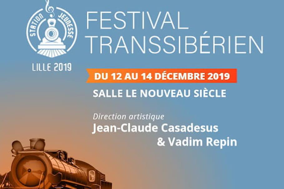 Festival Transsibérien: rendez-vous à Lille avec des maestros venus du froid