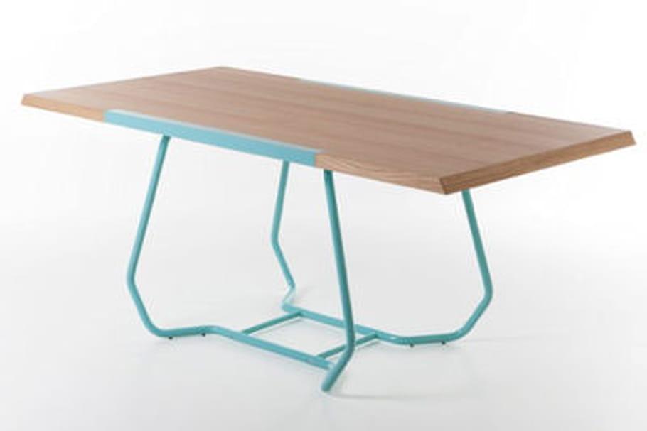 Table Duale de Luca Binaglia chez Formabilio