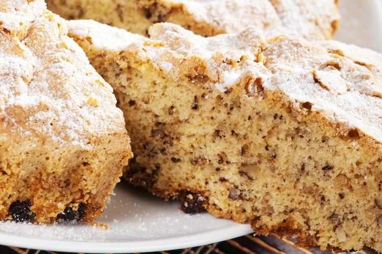 Gâteau au yaourt vanillé