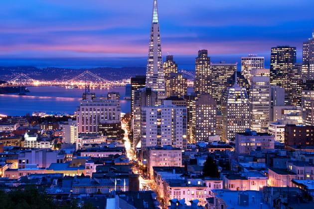 Tout est possible la nuit à San Francisco