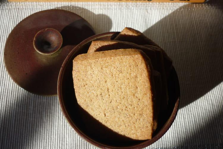 Spéculoos (biscuits belges)