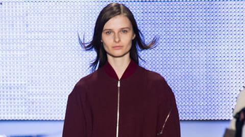 Fashion week : défilé Lacoste prêt-à-porter automne-hiver 2014-2015