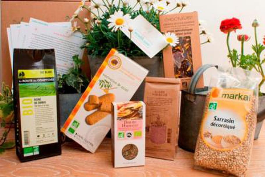 Ecolili, la petite box bio et gourmande