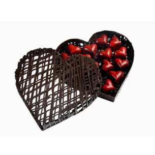 cage-cœur &gingembre de christophe roussel