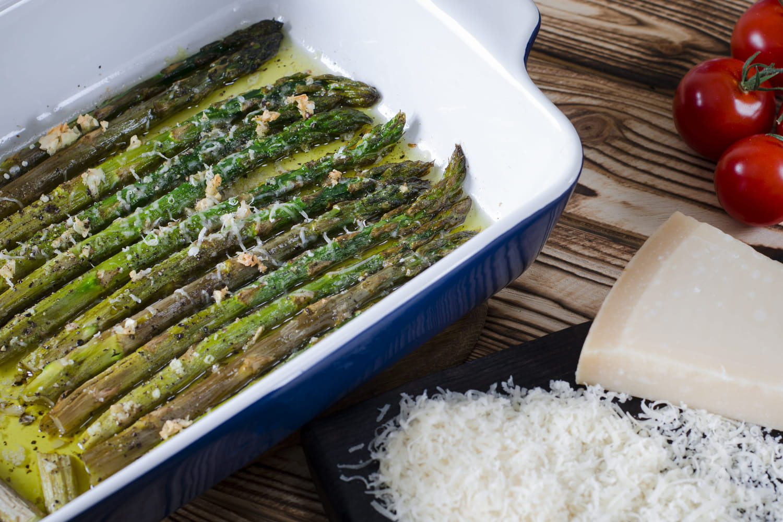 Quelle cuisson choisir des asperges vertes?