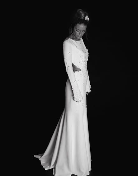 Robe de mariée Hazel, Rime Arodaky