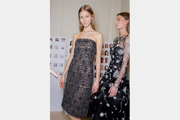 Oscar De La Renta (Backstage) - photo 31