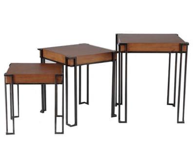 tables 'flag' d'amadeus