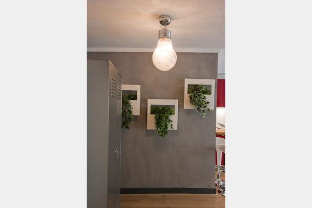 Miser sur une décoration végétale