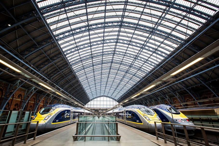 Passez la Saint-Valentin à Londres avec Eurostar