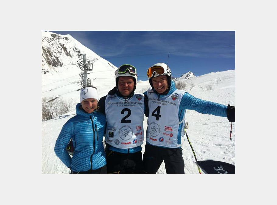Jean Sulpice, skieur hors pair