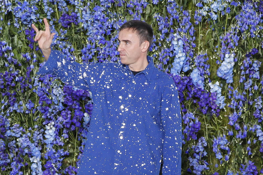 Raf Simons et Christian Dior, le divorce inattendu
