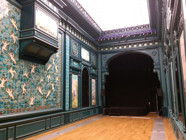 Ancienne salle castings