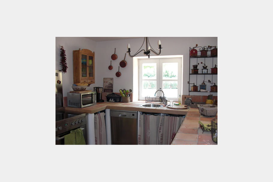 Cuisine l 39 ancienne for Deco cuisine a l ancienne