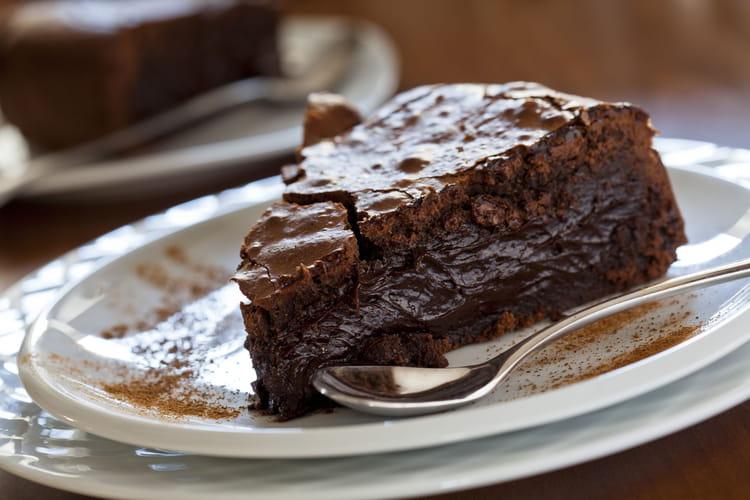 G teau au chocolat la meilleure recette - Fondant au chocolat la table a dessert ...
