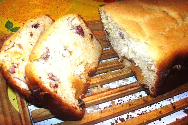 Kouglof en machine à pain