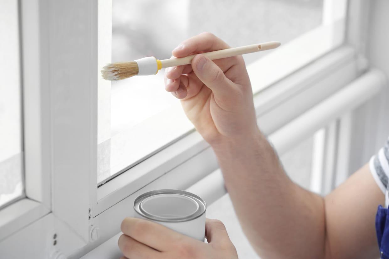 Comment Peindre Des Fenetres En Bois comment peindre une fenêtre ?