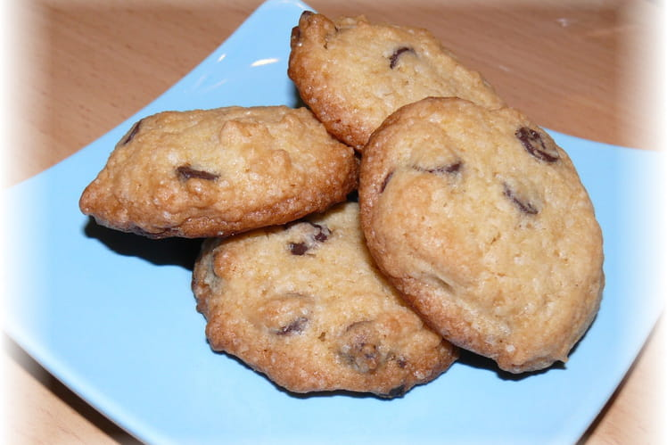 Cookies au sirop d'érable