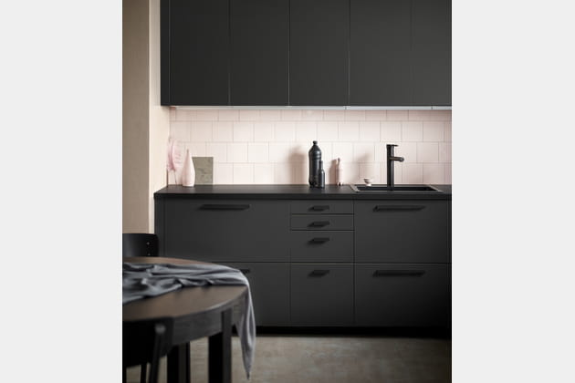 cuisine kungsbacka par ikea. Black Bedroom Furniture Sets. Home Design Ideas