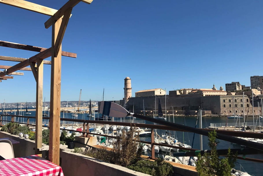 """Brunch """"with a view"""" au Rowing Club à Marseille"""