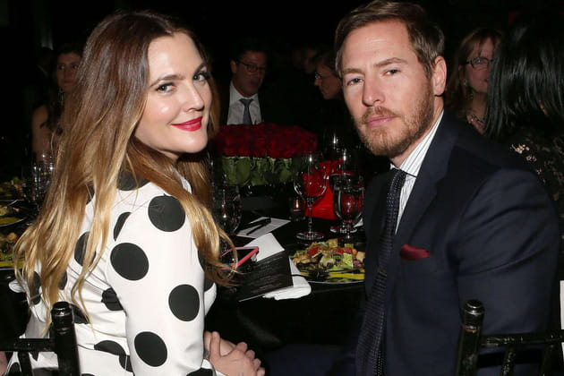 Drew Barrymore et Will Kopelman