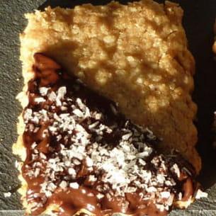 biscuit noix de coco avoine