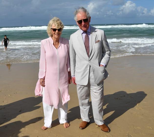 Le prince Charles et Camilla, duchesse de Cornwall