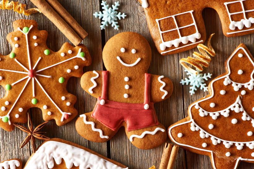 80recettes de petits gâteaux et biscuits de Noël