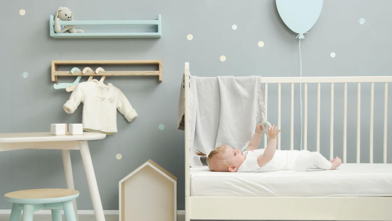 Quelle peinture pour la chambre de bébé?