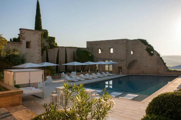 10 merveilleuses piscines d'hôtels