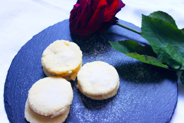Biscuits comtesses