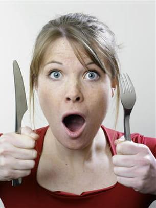 chaque année, nous mangeons 500 kgd'aliments.
