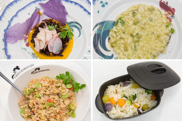Le riz se décline à toutes les sauces