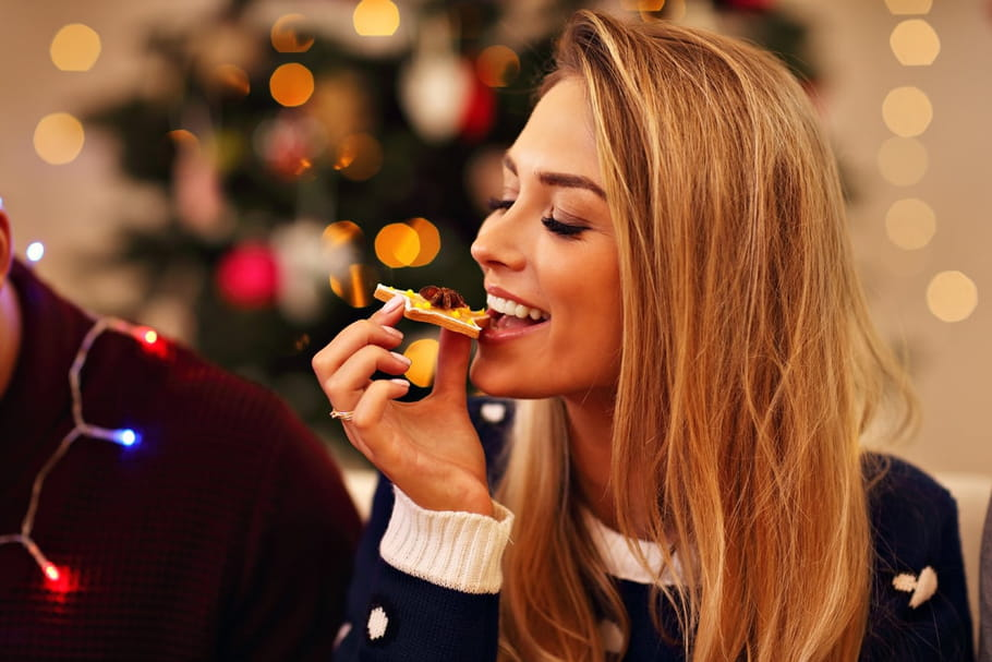 Repas de fêtes: 5astuces pour mieux digérer