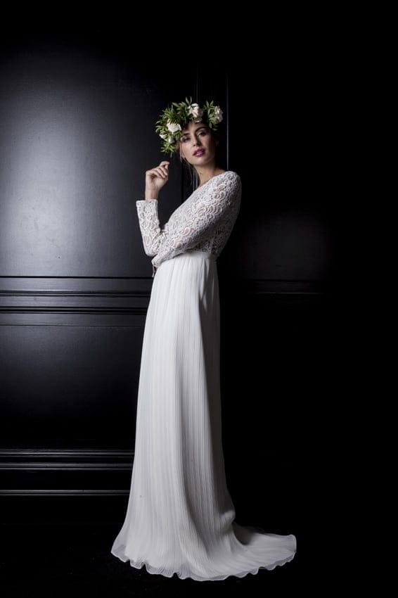 30 Robes Bohème Chic Pour Mariées Romantiques