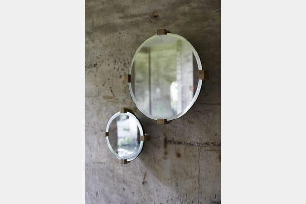 Miroirs Cocoon de Bleu Nature