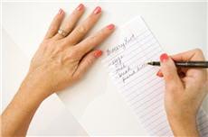 pour apprendre une liste, classez les éléments par thématiques : vous les