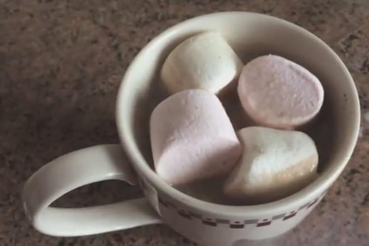 Chocolat chaud d'autrefois